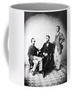 Lincoln & Secretaries, Coffee Mug