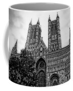 Lincoln Cathedral Facade Coffee Mug