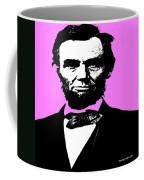 Lincoln Coffee Mug by George Pedro