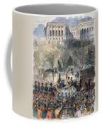Lincoln Inauguration Coffee Mug