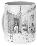 Lincoln: White House Office Coffee Mug