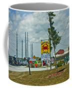 Line For The Swing Bridge Coffee Mug