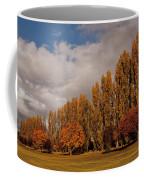 Line Of Trees Coffee Mug