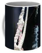 Line Reflections Coffee Mug