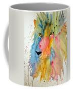 Lion Head 3 Coffee Mug