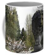 Lion Sculpture Coffee Mug
