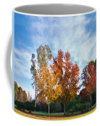 Liquid Amber Trees Coffee Mug