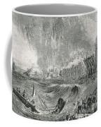 Lisbon Tsunami, 1755 Coffee Mug