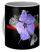 Little Blue 3 Coffee Mug