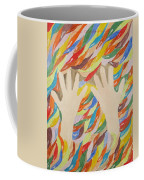 Little Creative  Hands Coffee Mug