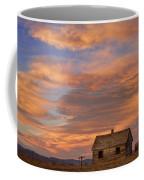 Little House On The Colorado Prairie Coffee Mug