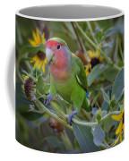Little Lovebird Coffee Mug