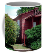 Little Red  Coffee Mug by Skip Willits