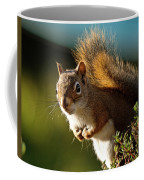 Little Red Coffee Mug