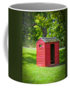 Little Red Three-seater Coffee Mug