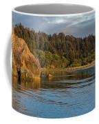 Little River Panorama Coffee Mug