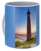 Little Sable Point Light Station Coffee Mug