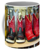 Little Tykes Cowboy Boots Coffee Mug