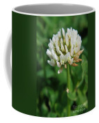 Little White Flower Coffee Mug