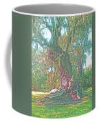 Live Oak On The Teche Coffee Mug