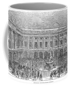 Liverpool Exchange, 1854 Coffee Mug