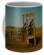 Livestalk Loader In South Dakota Coffee Mug