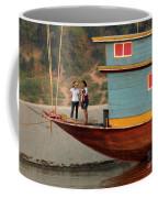 Living On The Mekong Coffee Mug