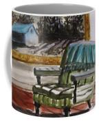 Living Room Moonrise Coffee Mug