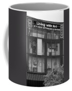 Living With Art Coffee Mug