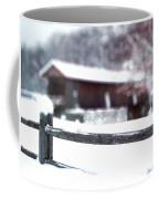 Livingston Manor Covered Bridge Coffee Mug