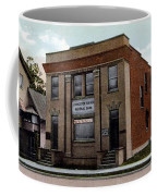 Livingston Manor Ny - National Bank Coffee Mug