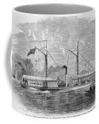 Livingstone: Steam Launch Coffee Mug by Granger