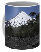 Llaima Volcano, Araucania Region, Chile Coffee Mug