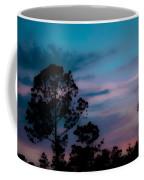 Loblelly Pine Silhouette Coffee Mug