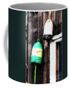 Lobster Buoys Coffee Mug