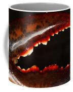 Lobster Claw Coffee Mug