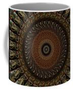 Lobster Trap Mandala Coffee Mug