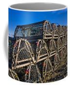 Lobster Traps Coffee Mug
