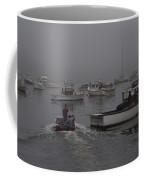 Lobstermen To Work Coffee Mug