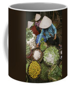 Local Farmers Selling Their Crop Coffee Mug