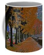 Locarno In Autumn Coffee Mug