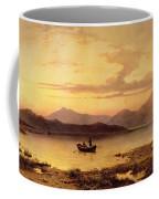 Loch Etive From Bonawe In The Evening Coffee Mug