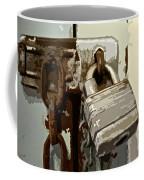Lock And Chain Coffee Mug