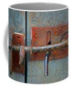 Lock And Latch Coffee Mug