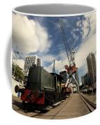 Loco On The Docks  Coffee Mug