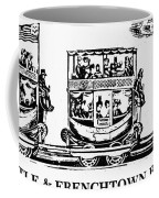 Locomotive, 1833 Coffee Mug