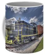 Locomotive II Coffee Mug