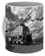 Locomotive To The Sky  Coffee Mug