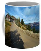 Lodge On The Crater Coffee Mug