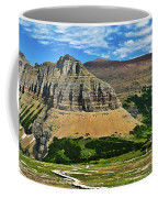 Logan Pass Panorama Coffee Mug